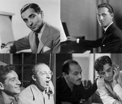 American Jewish popular composers