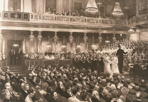 Jubiläumsfeier der Wiener Philharmoniker