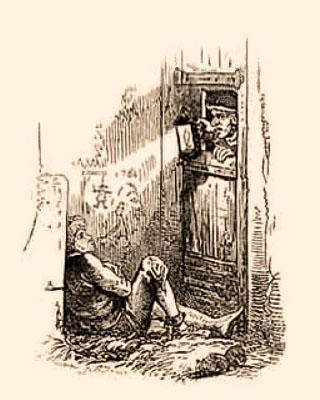 Gefängniswärter-1764-Kerkermeister-1