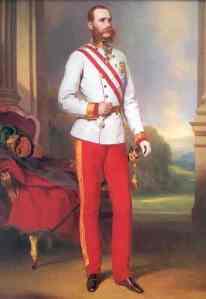 Franz Joseph 1867