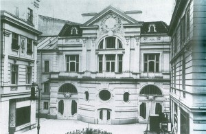 Kommandantenstrasse Theater