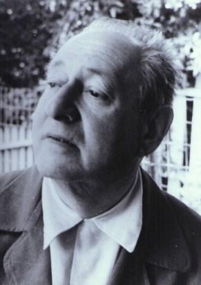 Korngold's last photo(1957)
