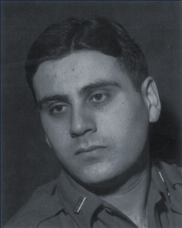 Robert Fürstenthal als Amerkanischer Soldat