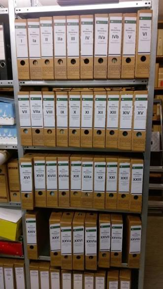 SMI storage of Winteerberg
