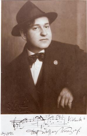 1916 Violanta Mss
