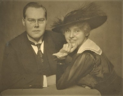 Freistadl and wife